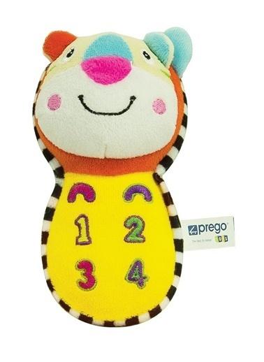 Prego Prego Toys FK5401 İlk Telefonum Renkli